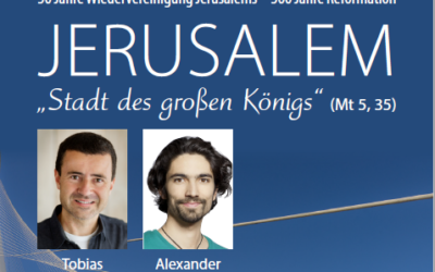 25.-26.11.2017 – Israel Konferenz in Altenkirchen