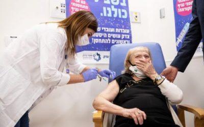 Israel weltweit auf Platz 1 bei Impfungen gegen COVID-19