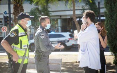 Viele Corona-Neuinfektionen: Dritter Lockdown in Israel verlängert
