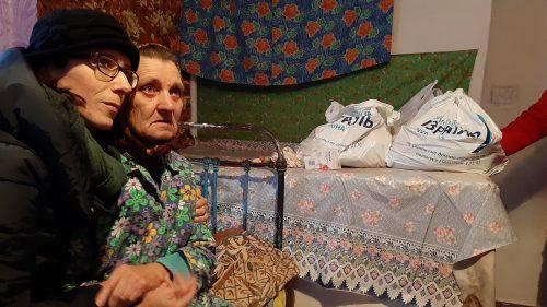 Frossja – Plötzlich war ich die Älteste