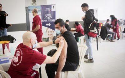 Fünf Millionen Menschen in Israel haben erste Impfdosis gegen COVID-19 erhalten