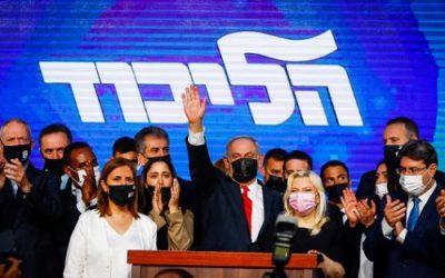 Nach den 24. Knessetwahlen in Israel: Beide Lager ringen um Regierungsmehrheit