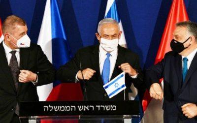 Gipfel-Treffen in Jerusalem:  Israel, Tschechien und Ungarn wollen Impfstoff-Kooperation