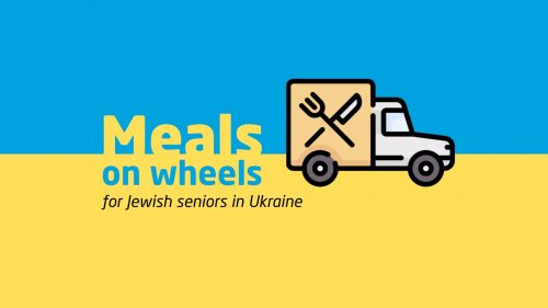 Meals on Wheels – Essen auf Rädern