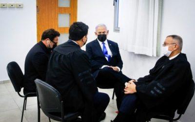 Trotz Gerichtsverfahren: Netanjahu erhält Auftrag zur Regierungsbildung