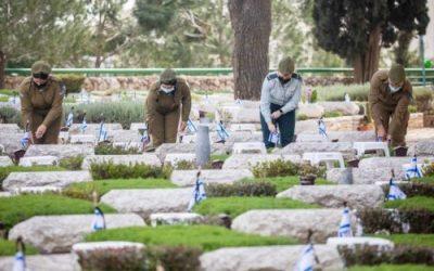 Jom HaSikaron: Israel trauert um 43 weitere Gefallene