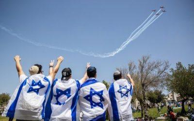 Israel hat seinen 73. Unabhängigkeitstag gefeiert