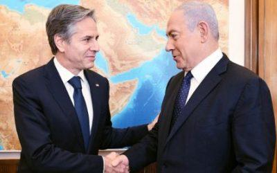 US-Außenminister Blinken in Israel