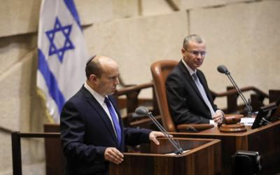 Knappe Abstimmung: Bennett ist neuer Regierungschef Israels