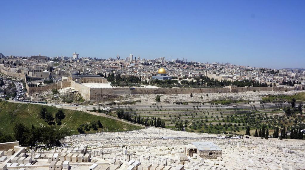 """""""Der Herr liebt die Tore Zions"""" – Geistlicher Impuls aus Jerusalem"""