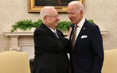 Rivlin bei Abschiedsbesuch in Amerika: Kein besserer Freund als die USA