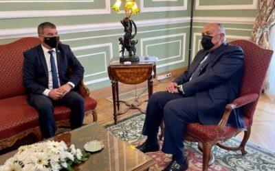 Bemühung um langfristige Feuerpause: Aschkenasi warnt in Ägypten vor Erstarken der Hamas