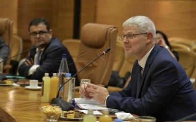 Israel lädt marokkanischen Außenminister ein