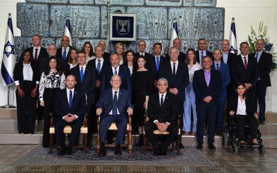 Die neue israelische Regierung – eine 40-Tage-Bilanz
