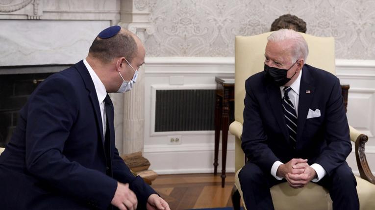 """Bennett in Washington: """"Israel muss stark sein, um Gutes zu tun"""""""