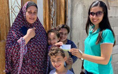 Medizinische Hilfe für Ahmad dank unseres Projektpartners gesichert
