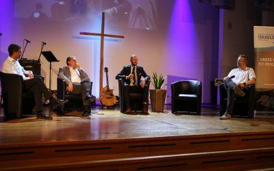 Endlich wieder Präsenz: Spannende Vorträge über die Macht des Wortes Gottes bei CSI-Israelkonferenz in Düsseldorf