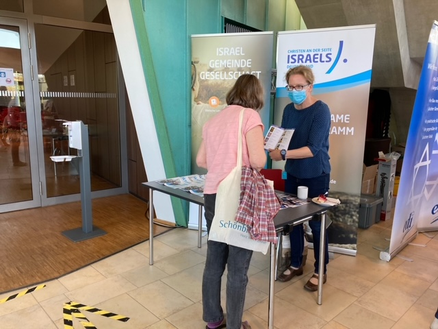 """""""Schalom Israel"""": Mehr als 400 Besucher beim Israelkongress in Schwäbisch Gmünd"""